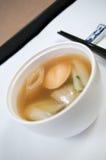 κινεζική σούπα φυτωρίου Στοκ Εικόνες