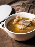 Κινεζική σούπα χορταριών στοκ φωτογραφίες με δικαίωμα ελεύθερης χρήσης