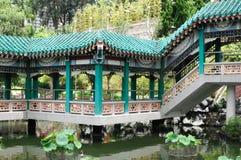 κινεζική στέγη Στοκ φωτογραφία με δικαίωμα ελεύθερης χρήσης