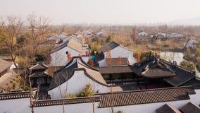 κινεζική στέγη Στοκ εικόνα με δικαίωμα ελεύθερης χρήσης