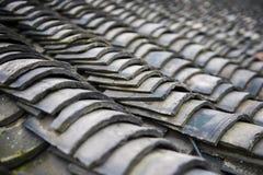 κινεζική στέγη Στοκ Εικόνα