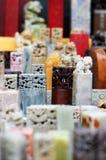 κινεζική σφραγίδα Στοκ Εικόνες
