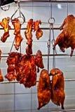 κινεζική φρέσκια αγορά τρ&omi Στοκ Εικόνα