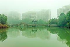 κινεζικοί κλασσικοί κήπ&o στοκ φωτογραφία με δικαίωμα ελεύθερης χρήσης