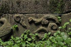 Κινεζικός αρχαίος τοίχος Στοκ Εικόνα