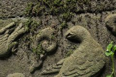 Κινεζικός αρχαίος τοίχος Στοκ Φωτογραφίες