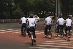 Κινεζικός αστυνομικός - Πεκίνο, Κίνα στοκ εικόνες με δικαίωμα ελεύθερης χρήσης