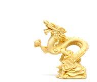 Κινεζικός αυτοκρατορικός δράκος στοκ φωτογραφίες