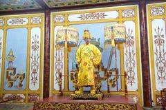 Κινεζικός βασιλιάς, αυτοκράτορας, κυβερνήτης, δικαίωμα Στοκ φωτογραφία με δικαίωμα ελεύθερης χρήσης
