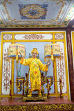 Κινεζικός βασιλιάς, αυτοκράτορας, κυβερνήτης, δικαίωμα στοκ εικόνες με δικαίωμα ελεύθερης χρήσης