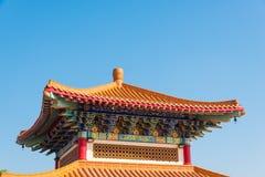 Κινεζικός βουδιστικός ναός Στοκ φωτογραφία με δικαίωμα ελεύθερης χρήσης