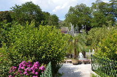 κινεζικός κήπος παραδο&sigma Στοκ εικόνα με δικαίωμα ελεύθερης χρήσης