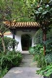 κινεζικός κήπος Στοκ φωτογραφίες με δικαίωμα ελεύθερης χρήσης