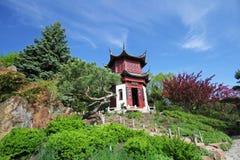 κινεζικός κήπος Στοκ φωτογραφία με δικαίωμα ελεύθερης χρήσης