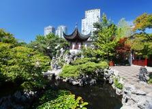 Κινεζικός κήπος στοκ εικόνα