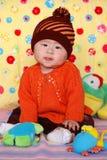κινεζικός καλός μωρών Στοκ φωτογραφίες με δικαίωμα ελεύθερης χρήσης