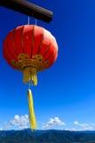 Κινεζικός λαμπτήρας Στοκ φωτογραφία με δικαίωμα ελεύθερης χρήσης