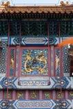 κινεζικός ναός παραδοσιακός Στοκ εικόνα με δικαίωμα ελεύθερης χρήσης