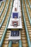 κινεζικός ναός στεγών Στοκ φωτογραφία με δικαίωμα ελεύθερης χρήσης