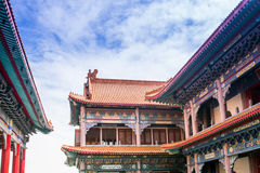 κινεζικός ναός Ταϊλάνδη στοκ φωτογραφίες