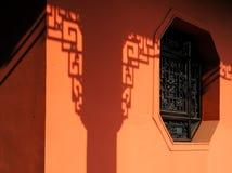 Κινεζικός ναός ύφους στοκ εικόνες