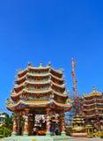 Κινεζικός ναός Στοκ Εικόνα