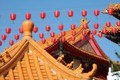 κινεζικός ναός στοκ φωτογραφίες με δικαίωμα ελεύθερης χρήσης