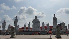 κινεζικός ναός Στοκ Φωτογραφίες