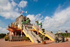 κινεζικός ναός pasir penambang Στοκ φωτογραφία με δικαίωμα ελεύθερης χρήσης