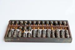 κινεζικός παλαιός αβάκων Στοκ φωτογραφία με δικαίωμα ελεύθερης χρήσης