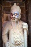 Κινεζικός παλαιός αριθμός στον ταϊλανδικό ναό Στοκ φωτογραφία με δικαίωμα ελεύθερης χρήσης