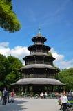 Κινεζικός πύργος 1 Στοκ Εικόνα