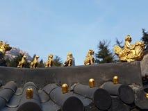 Κινεζικός στρατός Στοκ Εικόνες