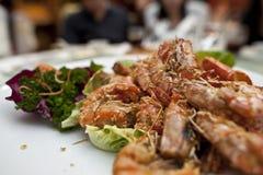 κινεζικός τηγανισμένος γ Στοκ Φωτογραφίες