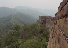 Κινεζικός τοίχος αβύσσων Στοκ εικόνα με δικαίωμα ελεύθερης χρήσης