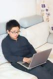 κινεζικός υπολογιστής & Στοκ Εικόνα