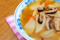 κινεζικός χορτοφάγος ύφ&omic Στοκ Εικόνα