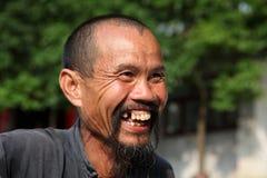 Κινεζικός ψαράς σε Yangshuo, Κίνα Στοκ Εικόνες