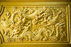 κινεζικός δράκος Στοκ Εικόνες