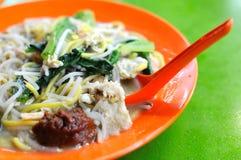 κινεζικός noodles χορτοφάγος ύ&p Στοκ φωτογραφίες με δικαίωμα ελεύθερης χρήσης