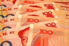 κινεζικός yuan Στοκ φωτογραφία με δικαίωμα ελεύθερης χρήσης