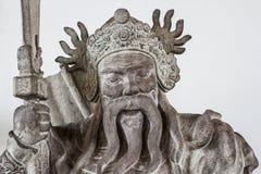 Κινεζικό άγαλμα πετρών Στοκ Εικόνες