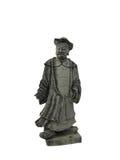 Κινεζικό άγαλμα ευγενών στοκ εικόνες με δικαίωμα ελεύθερης χρήσης