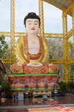 κινεζικό άγαλμα θεών Στοκ φωτογραφίες με δικαίωμα ελεύθερης χρήσης