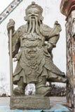 Κινεζικό άγαλμα Στοκ φωτογραφία με δικαίωμα ελεύθερης χρήσης