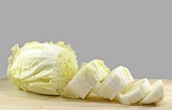 Κινεζικό λάχανο Στοκ εικόνες με δικαίωμα ελεύθερης χρήσης