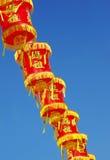 κινεζικό έγγραφο φαναριών Στοκ Φωτογραφίες