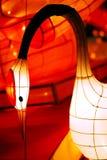 κινεζικό έγγραφο φαναριών Στοκ Εικόνες