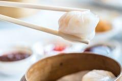 Κινεζικό αμυδρό ποσό Hagao Στοκ Εικόνα
