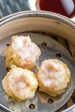 Κινεζικό αμυδρό ποσό Shumai Στοκ Εικόνες